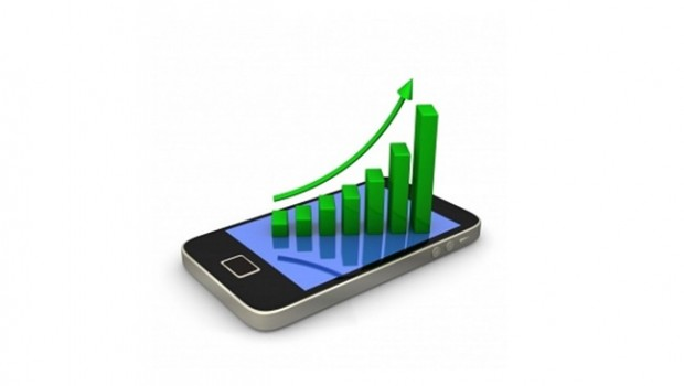 Mobile trends in finance – Q1 2014