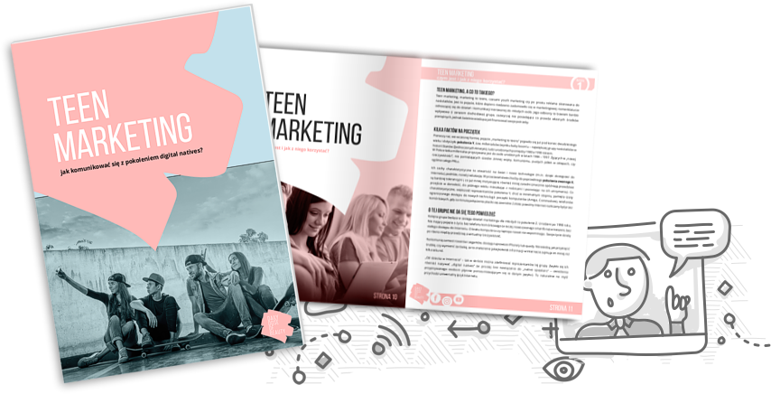Teen marketing na e-book!